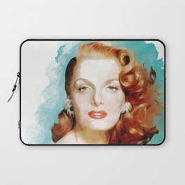 Jane Russell, Actress Laptop Sleeve