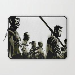 Brotherhood Of Samurai Laptop Sleeve