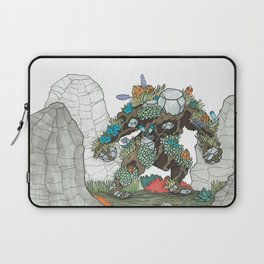 Walking Earth Laptop Sleeve