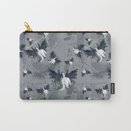 Castiel with Quotes Carry-All Pouch