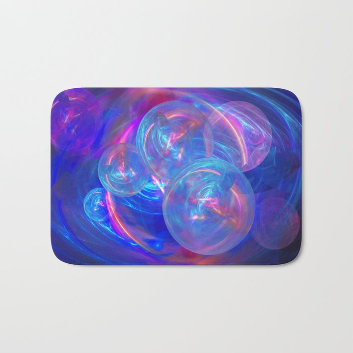 Rising To The Surface Bath Mat