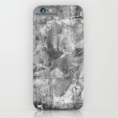 Abstract Concrete Grunge Slim Case iPhone 6s