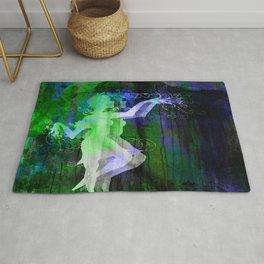 Alice Dancing Darkly (edit6) Rug