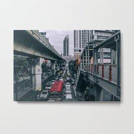 Bangkok 23 Metal Print