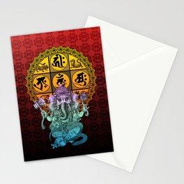 Ganesha Diamond Realm Stationery Cards