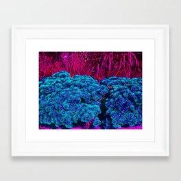 13th Ave. Floral Framed Art Print