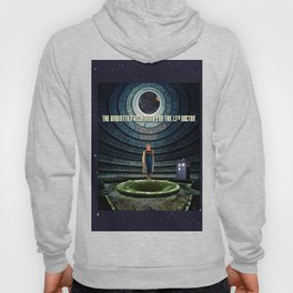 Doctor Who and the Abandoned Power Plant Hoody