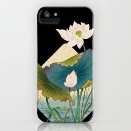 lotursflowers D : Minhwa-Korean traditional/folk art iPhone Case