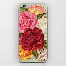 Antique Roses iPhone & iPod Skin