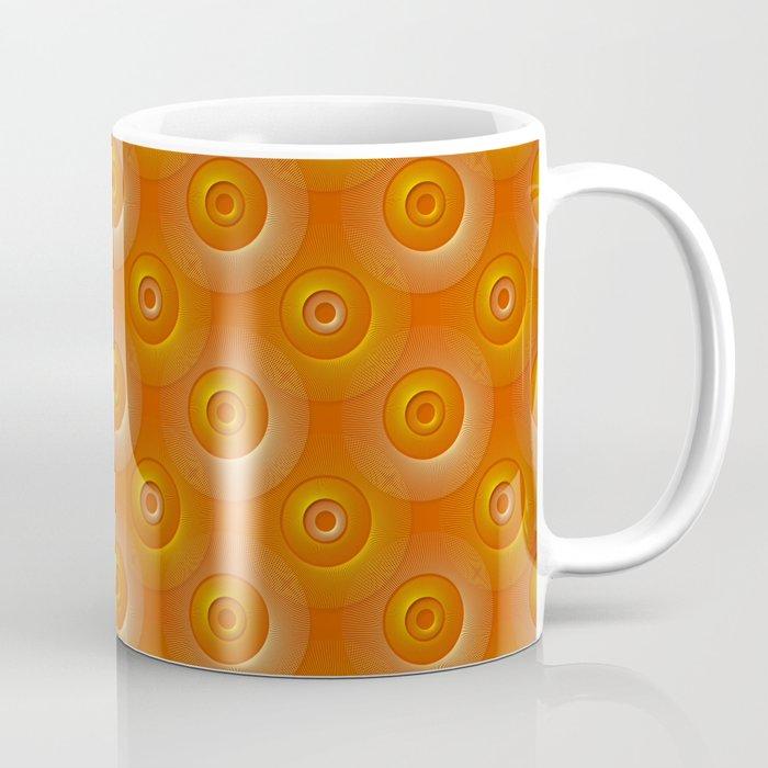 The sea of eyes Coffee Mug