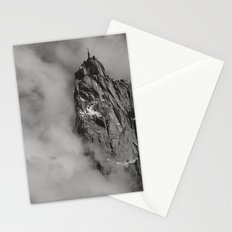 House in the sky Stationery Cards