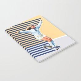 Skate Like a Girl 02 Notebook