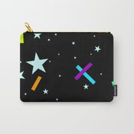 Stars & Tape Carry-All Pouch