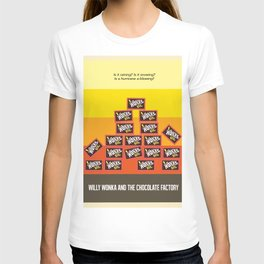 Willy Wonka And The Chocolate Factory T-shirt
