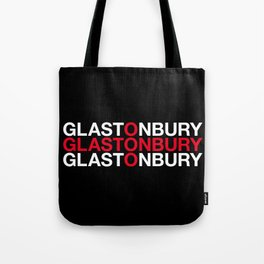 GLASTONBURY Tote Bag
