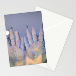 Intuition Surreal Photophraph Stationery Cards