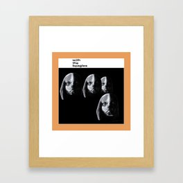 With the Beagles Framed Art Print