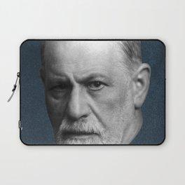Sigmund Freud, c. 1921 Laptop Sleeve