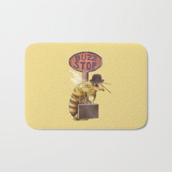 Worker Bee (colour option) Bath Mat