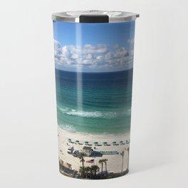 Vacation Escape Travel Mug