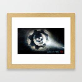 Gears Of War 05 Framed Art Print