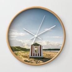 Beautiful Holidays Wall Clock
