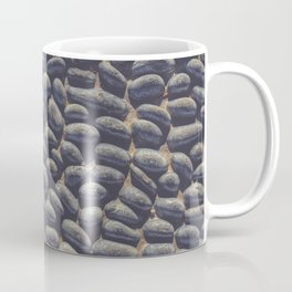 Black Pebble Coffee Mug