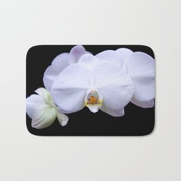 White Orchid2 Bath Mat