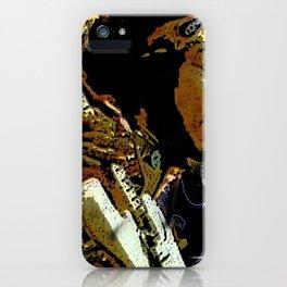 Jimmy Hendrix iPhone Case