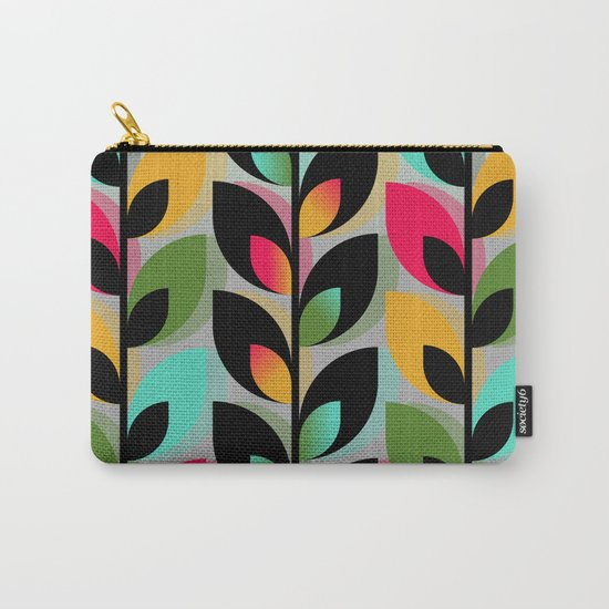 Joyful Plants III Carry-All Pouch