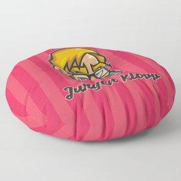 Jurgen Klopp Floor Pillow