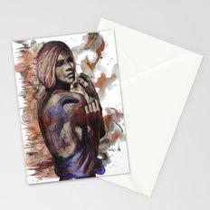 Lara ink by carographic, Carolyn Mielke Stationery Cards