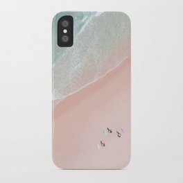 Surf Yoga II iPhone Case