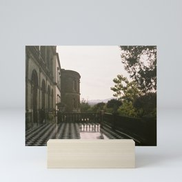 Chapultepec Castle Dancefloor 35mm Film Mini Art Print
