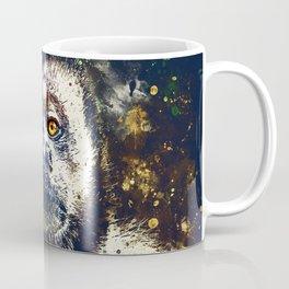 bored monkey wsfn Coffee Mug