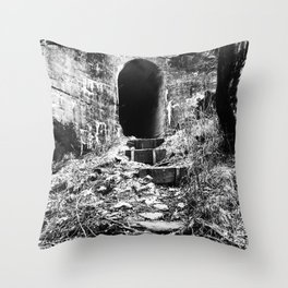Urban Decay 3 Throw Pillow