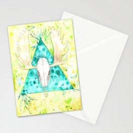 Skulltaste Stationery Cards