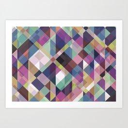 The Kaleidoscope III Art Print