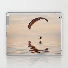 Powered paraglider Laptop & iPad Skin