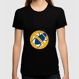 Stop Cockroach Icon T-shirt