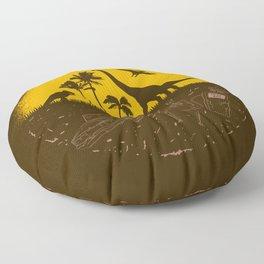 Fossil Fuel Floor Pillow