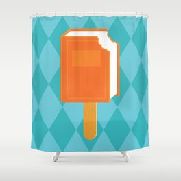 Summer Reading Shower Curtain