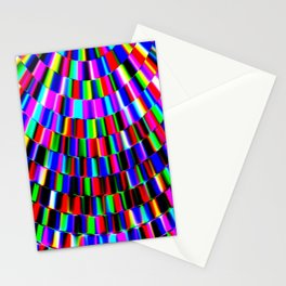 Violet Rays XIII Stationery Cards