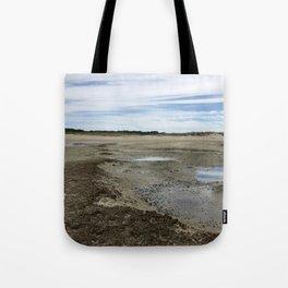 Wellfleet Salt Marsh Tote Bag