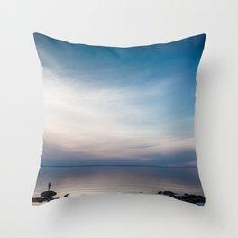 Bic National Park Throw Pillow
