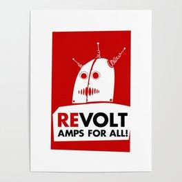 Revolt! Poster