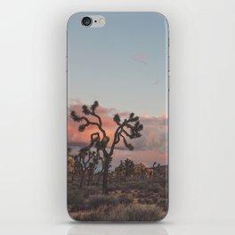 Joshua Tree Sunset No.2 iPhone Skin