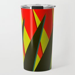 Saw teeth Travel Mug