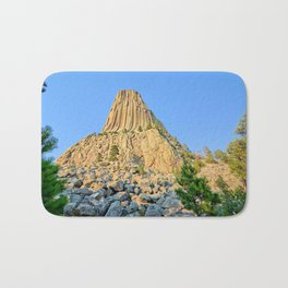 Devils Tower 2 Bath Mat