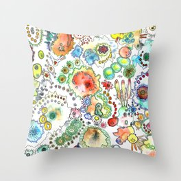 All the Small Things Throw Pillow